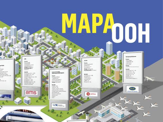 Mapa OOH 2018