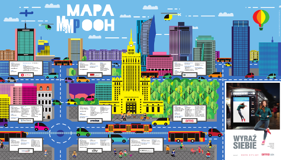 Mapa OOH 2019