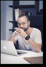 Przewodniczący Jury konkursu Kreatura 2018<br><br>Dawid Szczepaniak
